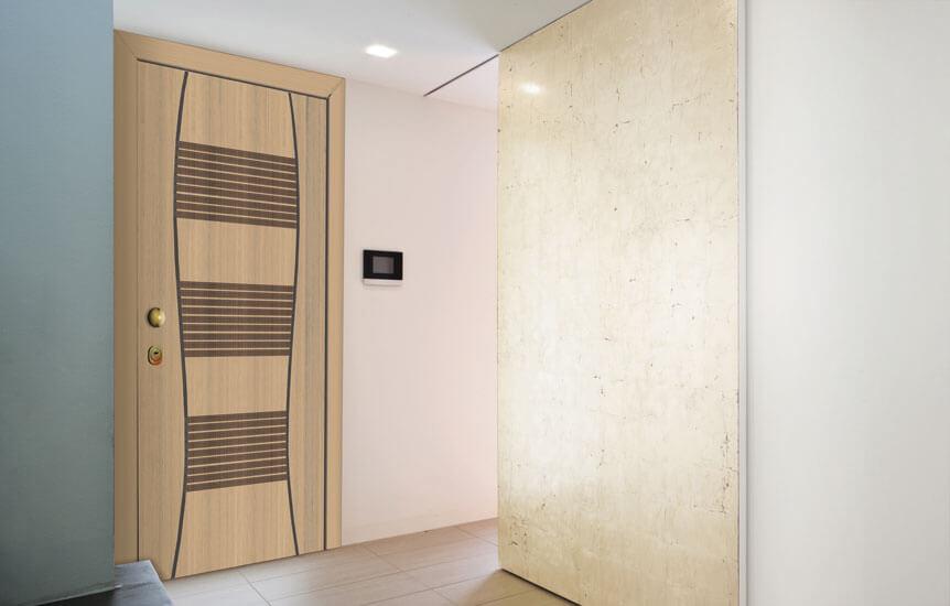 Блиндирана врата - сигурност за дома Ви