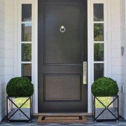 Блиндирана входна врата за дома