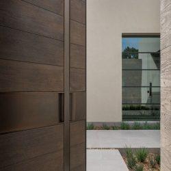 Модерна Блиндирана Врата