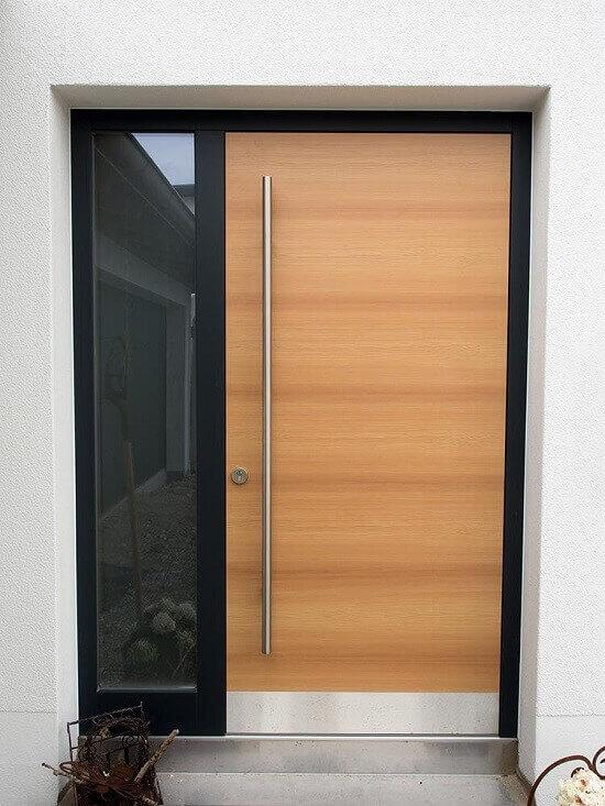 Модерна Блиндирана врата за къща
